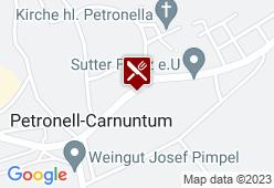 Gasthaus Krautsieder - Karte
