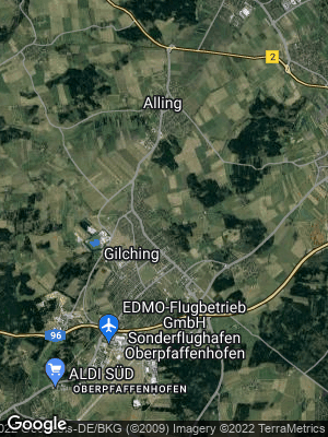 Google Map of Gilching