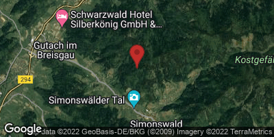 Google Map of Simonswald