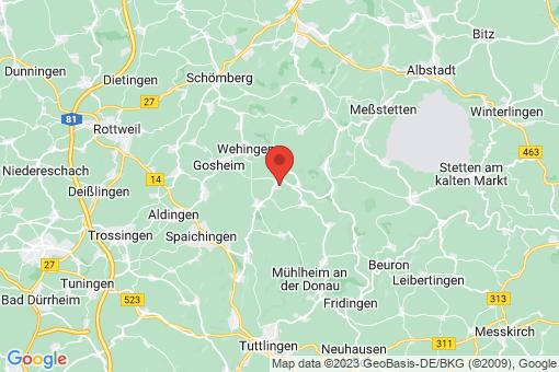 Karte Bubsheim