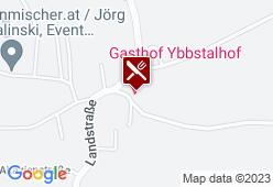 Ybbstalhof - Landgasthof - Karte