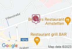 Pizza Service Hollywood - Karte