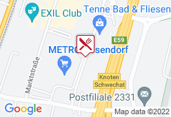 Kika Restaurant Vösendorf - Karte
