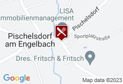 Baches Wirtshaus - Karte