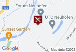 Beefs Neuhofen - Karte