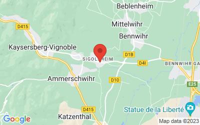 7, Route des Vins 68340 ZELLENBERG
