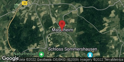 Google Map of Maselheim
