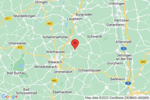 Karte Maselheim