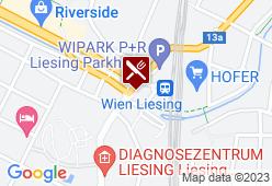Cafe Restaurant Liesing - Karte