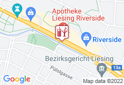Segafredo Riverside - Karte