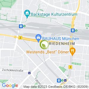 München  Landsberger Str. 155 Haus 2