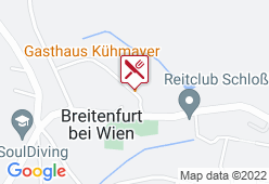 Landgasthaus KÜHMAYER - Karte