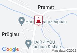S Café im Ort - Karte