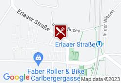 Zum Mittelpunkt der Welt - Gasthaus Geyer - Karte