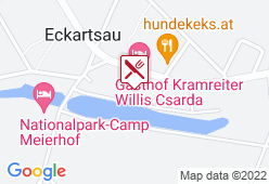Gasthaus Kramreiter - Karte