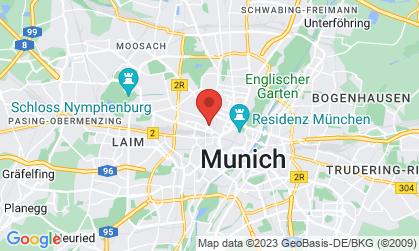 Arbeitsort: München, Stuttgart, Konstanz, Ravensburg, Rosenheim, Mannheim, Frankfurt am Main, Augsburg, Nürnberg