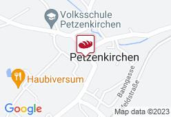 Haubi's Bäckerei & Konditorei - Karte
