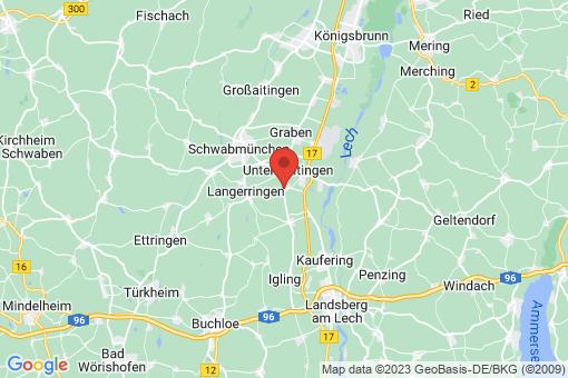 Karte Obermeitingen