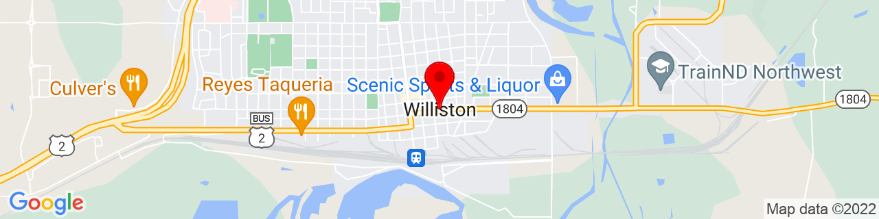 Google Map of 48.14694444444444, -103.61805555555554