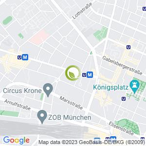 München Nymphenburger Straße 21a