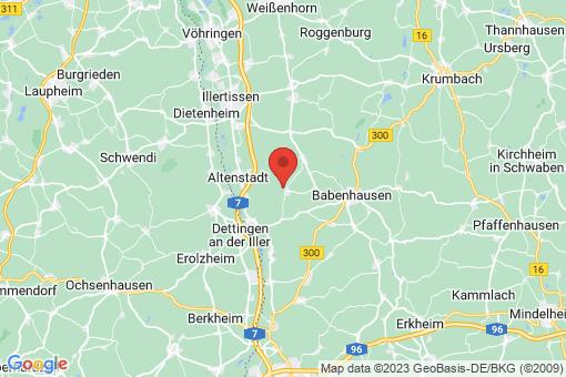 Karte Osterberg