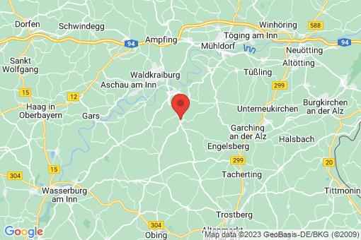 Karte Taufkirchen