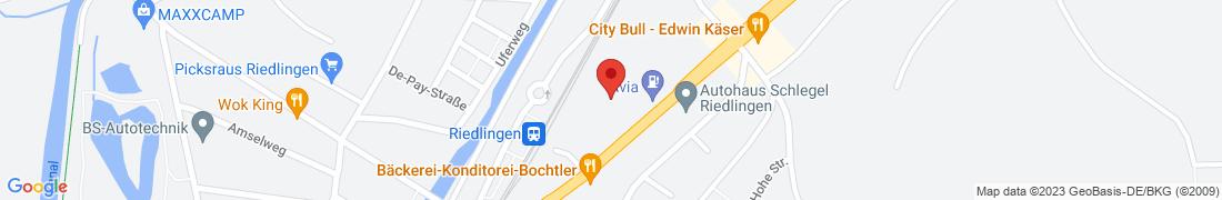 BayWa AG Riedlingen Anfahrt