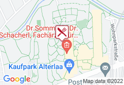 PIZZA PLUS im Kaufpark Alt Erlaa - Karte