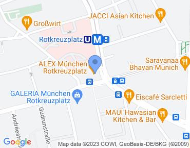alex m nchen rotkreuzplatz rotkreuzplatz neuhausen. Black Bedroom Furniture Sets. Home Design Ideas