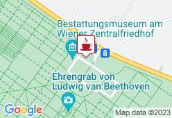 Kurkonditorei Oberlaa - Karte