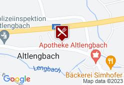 Landzeit Autobahn-Restaurant & Motor-Hotel Steinhäusl - Karte