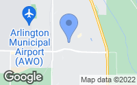 Map of Arlington, WA