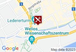 Kremsmünstererhof Hotel - Karte