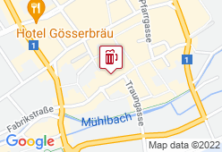 Gerstl Bräu - Karte