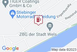 Baumgartner Stuben - Karte