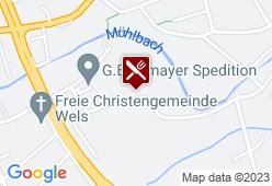 Gasthaus Huber - Karte