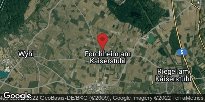 Google Map of Forchheim
