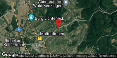 Google Map of Malterdingen