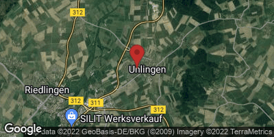 Google Map of Unlingen