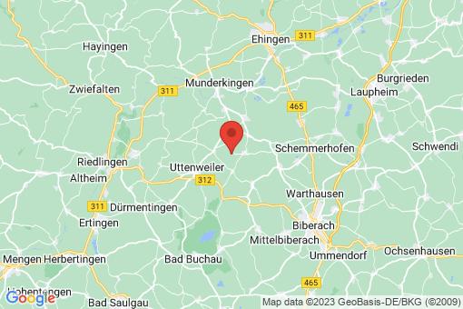 Karte Grundsheim