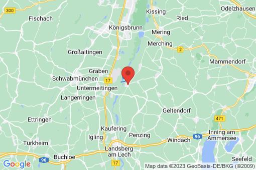 Karte Scheuring