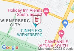 Müller Bräu am Wienerberg - Karte