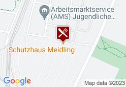 Schutzhaus Zu Den Döring's - Karte