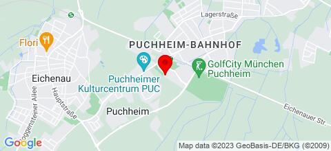 Google Map für PFFW unsere1