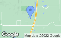 Map of Sagle, ID