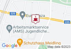 Wienerberg - Karte