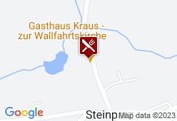 Gasthaus Kraus - Karte