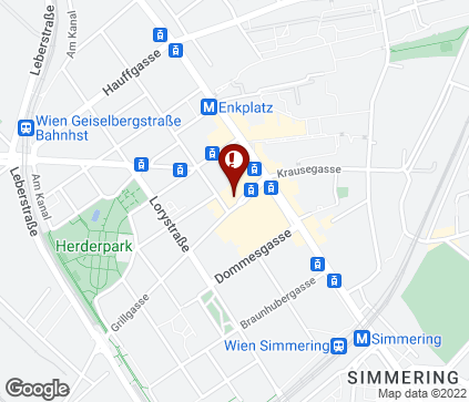 Map of Grillgasse 8 - 10 in Wien