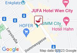 Asia-Restaurant Himmlisches Glück - Karte