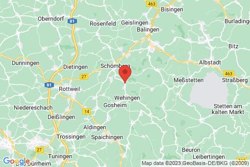 Karte Deilingen